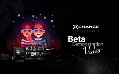 AVXChange Releases First Demonstration Video of Our Beta Client Application (v0.42)