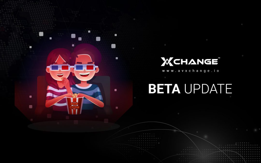 AVXChange Beta Launch Update