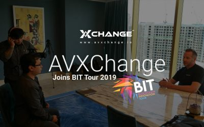 AVXChange Joins BIT Tour 2019