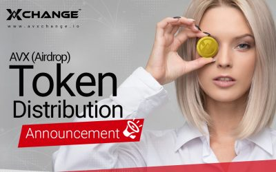 AVX (Airdrop) Token Distribution Announcement