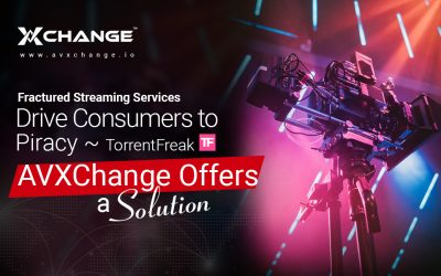 Fractured Streaming Services, Drive Users to Piracy –  AVXChange Offers a Solution