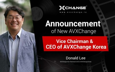 Appointment of New Vice Chairman of AVXChange and CEO of AVXChange Korea
